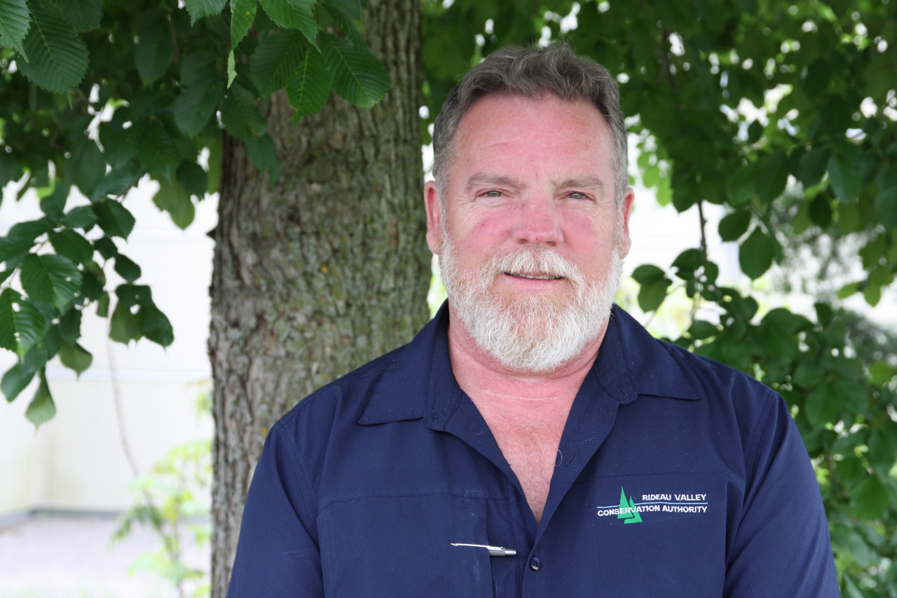 Meet Hal Stimson, long-time inspector and enforcement officer