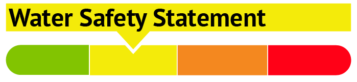 flood status water safety statement