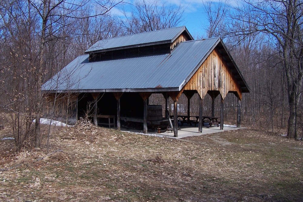 Mill Pond Picnic Shelter