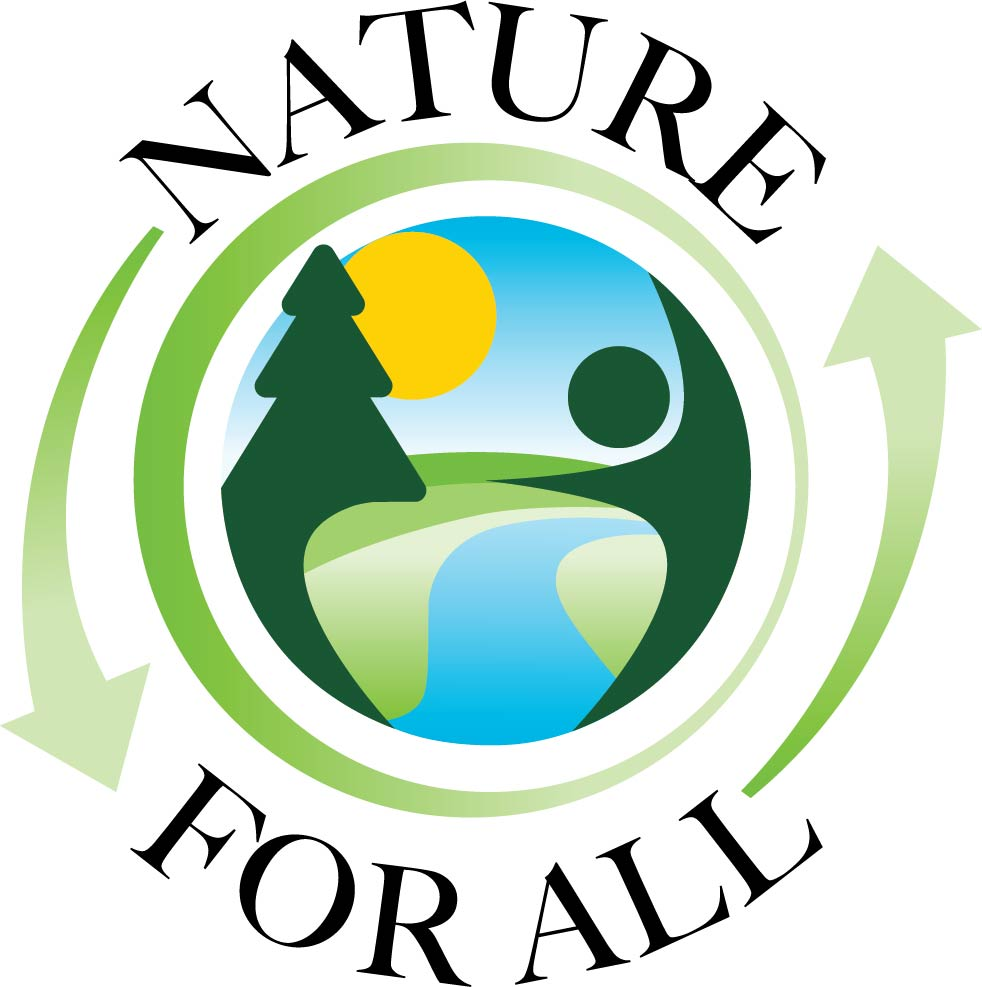 Nature for All Colour Logo Med