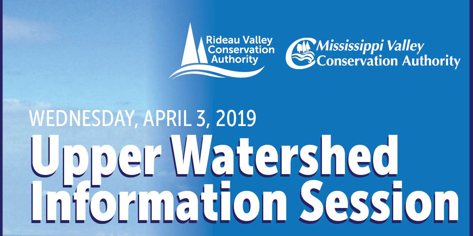 upper watershed info session