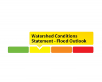 Rain in Forecast Will Cause Water Levels to Increase Again Across the Rideau Valley Watershed