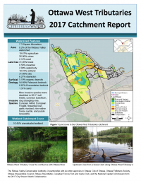 Ottawa West Tributaries - 2017  Catchment Report