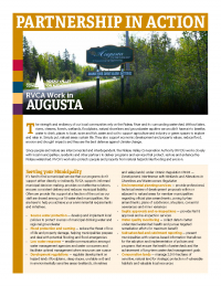 Augusta Municipal Information Sheet