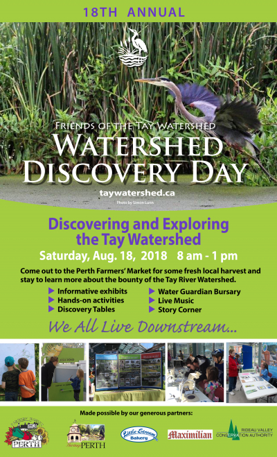Watershed Discovery Day