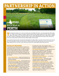 Perth Municipal Information Sheet