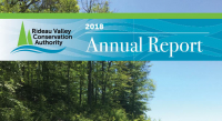 Rideau Valley Conservation Authority releases 2018 annual report