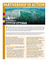 Ottawa Municipal Information Sheet