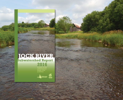 How Healthy is the Jock River? RVCA Reports on State of the Jock River Subwatershed