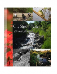 City Stream Watch 2005 - Annual Report