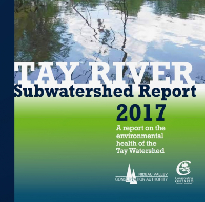 RVCA Releases Report on State of the Tay River Subwatershed