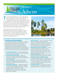 Athens - Municipal Information Sheet