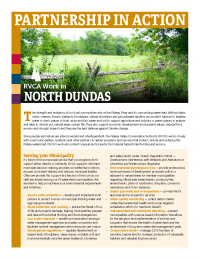 North Dundas Municipal Information Sheet