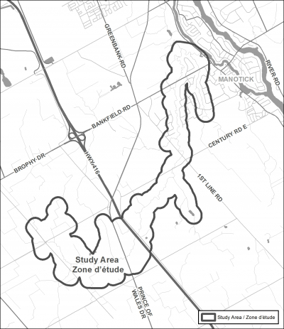 Open House for Mud Creek Hazard Mapping study