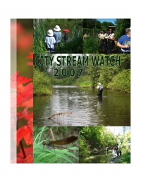 City Stream Watch 2007 - Annual Report