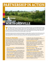 North Grenville Municipal Information Sheet