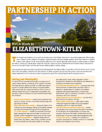 Elizabethtown-Kitley Municipal Information Sheet